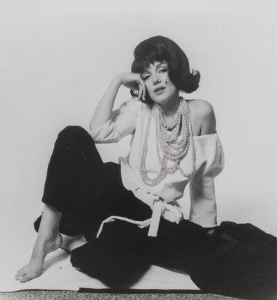 Bert Stern, 'Marilyn Monroe in Jackie Wig from the Last Sitting'