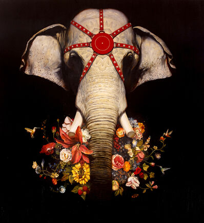 Martin Wittfooth, 'Incantation', 2014