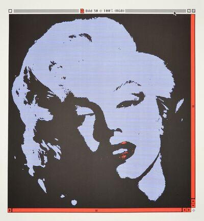 George Pusenkoff, 'Marilyn Bild 30', 2000-2010