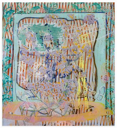 Darren Goins, '107r(Disp back)', 2017