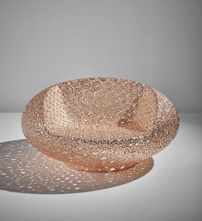 """Marcel Wanders, '""""Bon Bon Gold"""" chair, from the """"Personal Editions"""" series', 2010"""