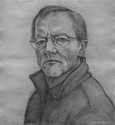 William Beckman, 'Self Portrait', 2007