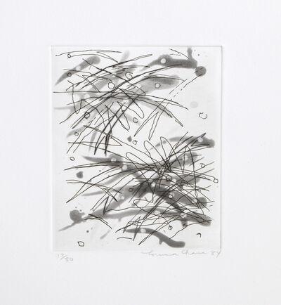 Louisa Chase, 'Portfolio of Six Etchings, III', 1984