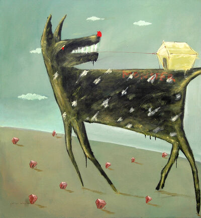 Irwan Guntarto, 'Is there still any space ', 2009