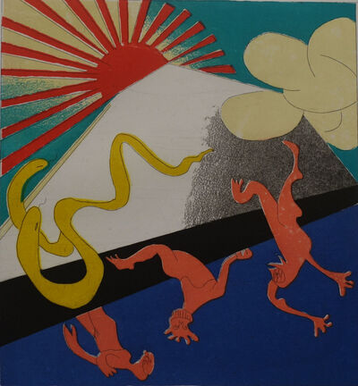 Camille Billops, 'Mondo Negro IV ', 2000