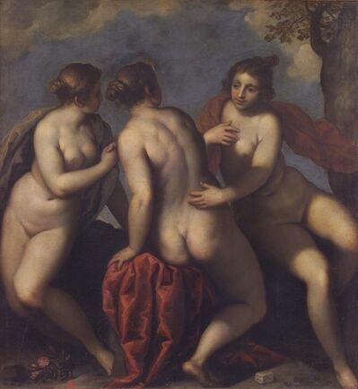Jacopo Palma il Giovane, 'The Three Graces', 16th Century