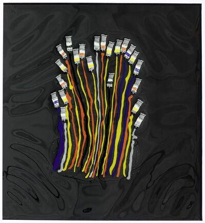 Arman, 'Accumulation de tubes de peintures'