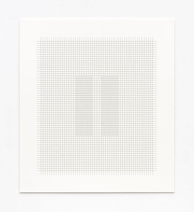 Hadi Tabatabai, 'Thread Drawing 2012-19', 2012