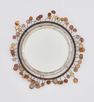 Line Vautrin, 'Sequins mirror', circa 1963