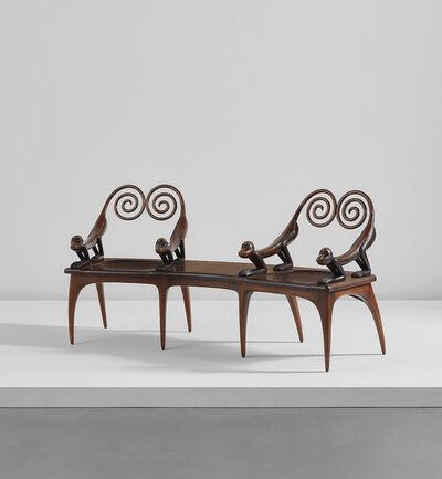"Judy Kensley McKie, '""Monkey Settee""', 1994"