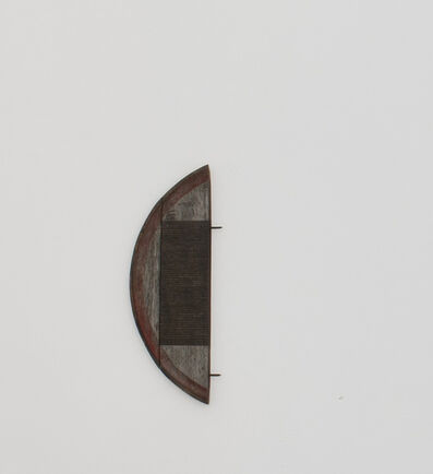 Roger Ackling, 'Voewood', 2008