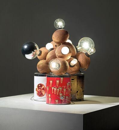 Guyton Walker, 'Coconut lamp', 2005