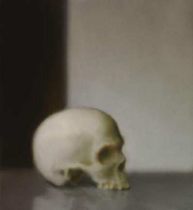 Gerhard Richter, 'Schädel', 1983