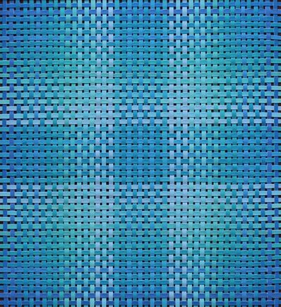 Claire Campbell Park, 'Meditation: Spring Blue', 2019