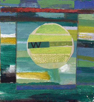 Werner Drewes, 'Untitled #121', ca. 1984