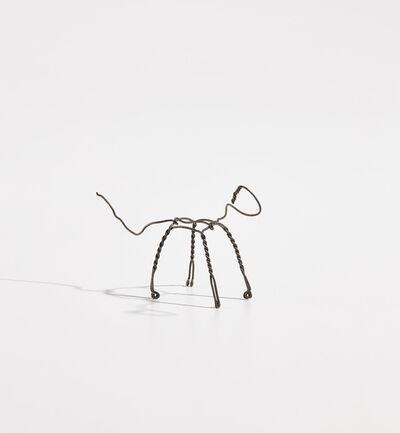 Alexander Calder, 'Untitled (Champagne Cork Wire Figure)', ca.1960