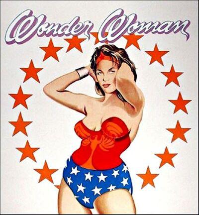 Mel Ramos, 'Wonder Woman ', 1981