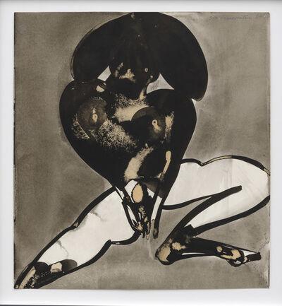 Matsumi Kanemitsu, 'Untitled', 1954