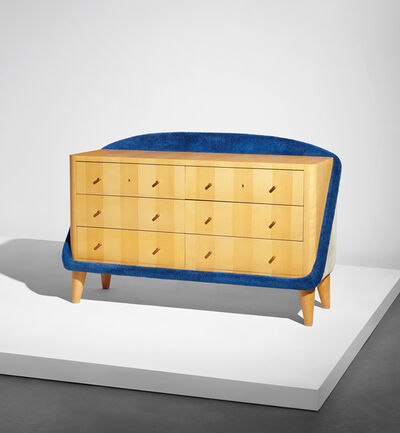 "Jean Royère, 'Rare ""Œuf"" chest of drawers', circa 1956"