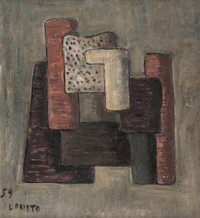 Mario Lorieto, 'Composición', 1959