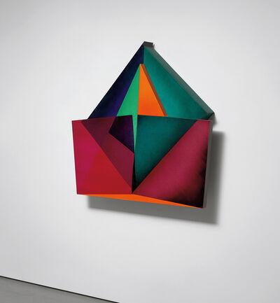 Dorothea Rockburne, 'Oxymoron', 1987-1988