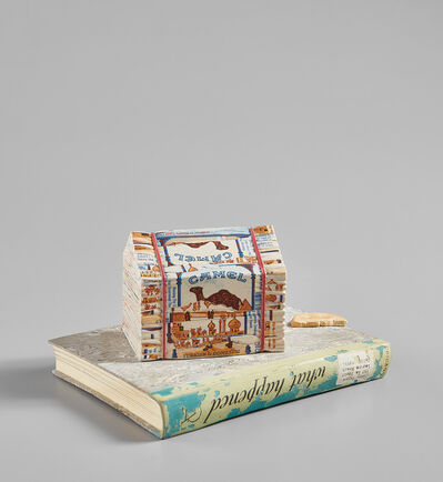 "Richard Shaw, '""Book with House of Camels""', 1984"