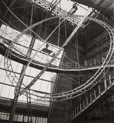 Florence Henri, 'Structure (intérieur du Palais de l'Air, Paris, Exposition Universelle) (Structure (inside the Palace of the Air, Paris, World Fair))', 1937