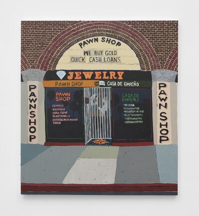 Hilary Pecis, 'Beverly Pawn Shop', 2019