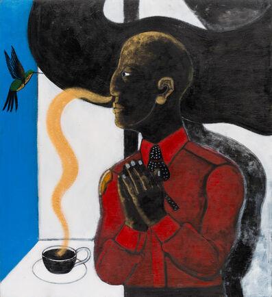 Abe Odedina, 'Wake up and smell the coffee', 2018