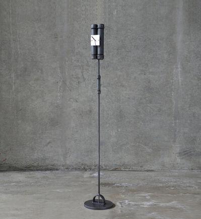 Atelier Van Lieshout, 'Pipe-Bomb Clock (Large)', 2018