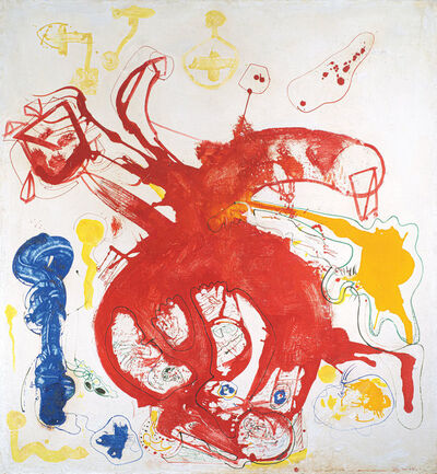 Hans Hofmann, 'Birth of Taurus', 1945