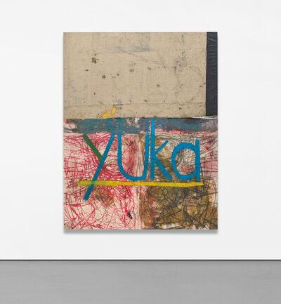 Oscar Murillo (b. 1986), 'Yuka', 2012