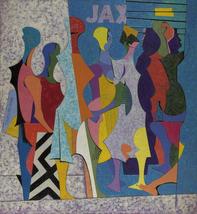 O. Louis Guglielmi, 'Rampart Street', 1950