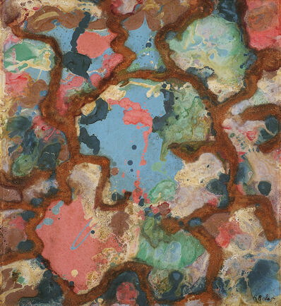 Ralph Balson, 'Painting - Matter Series', 1960