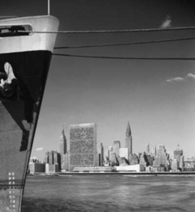 Ezra Stoller, 'United Nations, International Team of Architects Led by Wallace K. Harrison, New York, NY', 1954