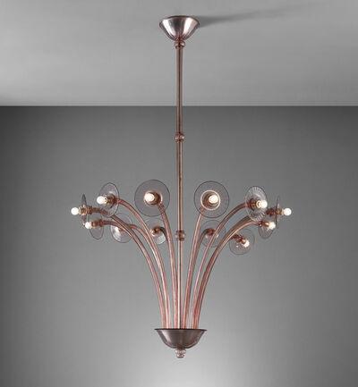 Carlo Scarpa, 'Monumental chandelier', circa 1927