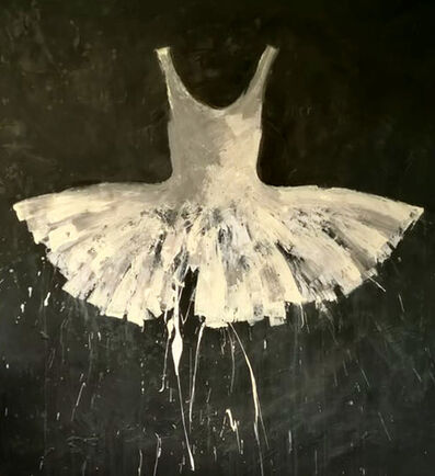Ewa Bathelier, 'Interstellar white tutu'', 2019