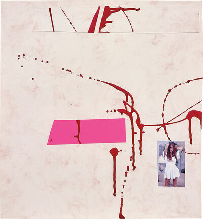 Sterling Ruby, 'Transcompositional (White Dress)', 2006