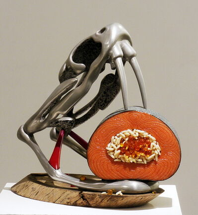 Eli Gur Arie, 'Snake's Slice', 2010
