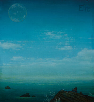 Erik Weisenburger, 'New Moon'