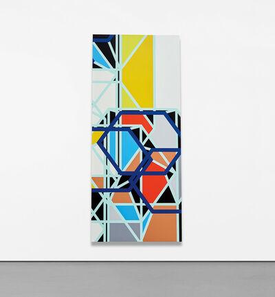 Sarah Morris, 'Endeavor (Los Angeles), from Door Cycle', 2006