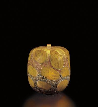 Yoichi Ohira, 'Unique 'Gioco del Fuoco' vase', 2001