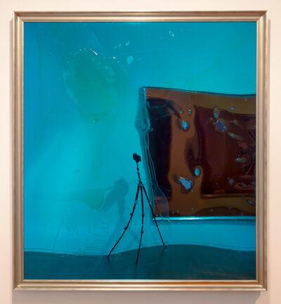 Dale Frank, 'pernicious', 2015