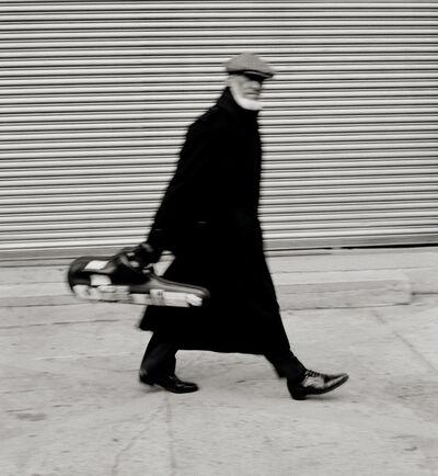 Jimmy & Dena Katz, 'Sonny Rollins, West 26th Street, NYC', 1998