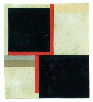 Walter Dexel, 'Komposition', 1927