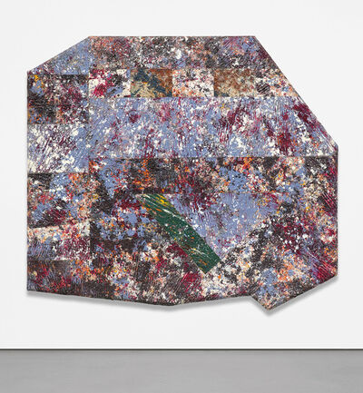 Sam Gilliam, 'Plaster Nights', 1980