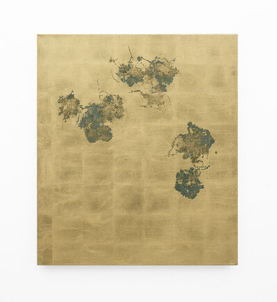 Pierre Vermeulen, 'Hair orchid sweat print, linen', 2018