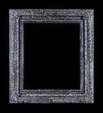 Soo-whan Choi, 'Emptiness_Silverwhite frame 02', 2009