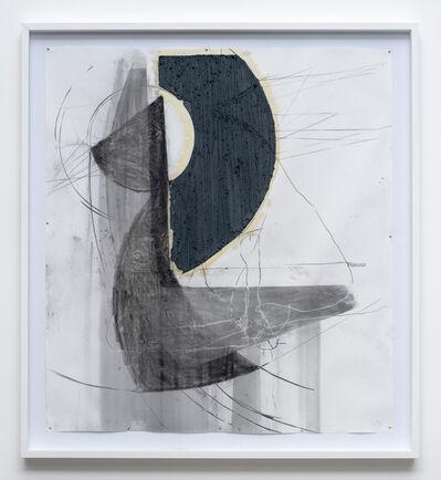 Nuno Ramos, 'Antígona (Thoughts of Dust) 17', 2018