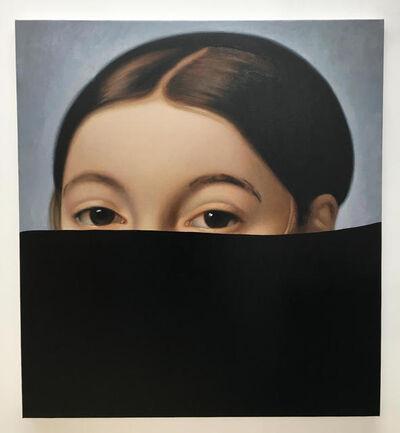 Lino Lago, 'Pintura sobre pintura (Ingres)', 2019